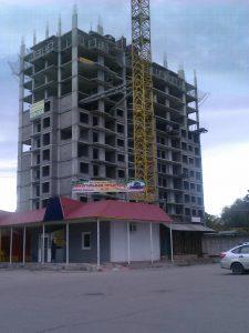 Жилой комплекс Новая Заря