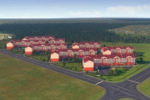 Город Ижевск, блок-секция 5