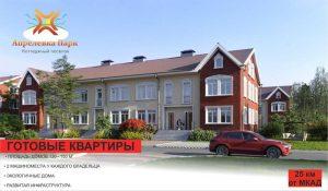 Жилой комплекс Коттеджный