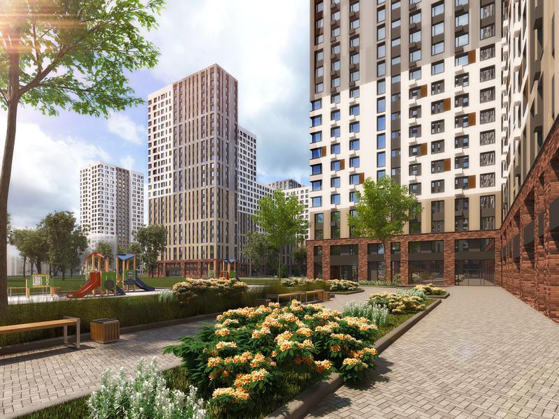 Жилой комплекс Город-парк