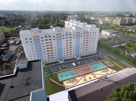 Жилой комплекс 69-000316-001, г.