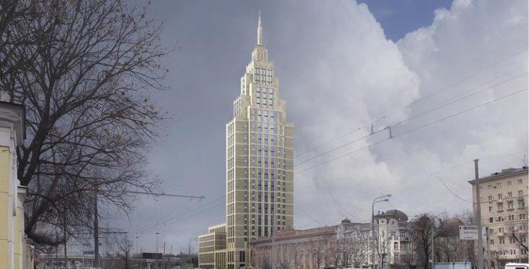 Г Москва, район Беговой