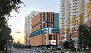 Жилой комплекс ТДК
