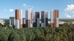 Жилой комплекс «Одинград»
