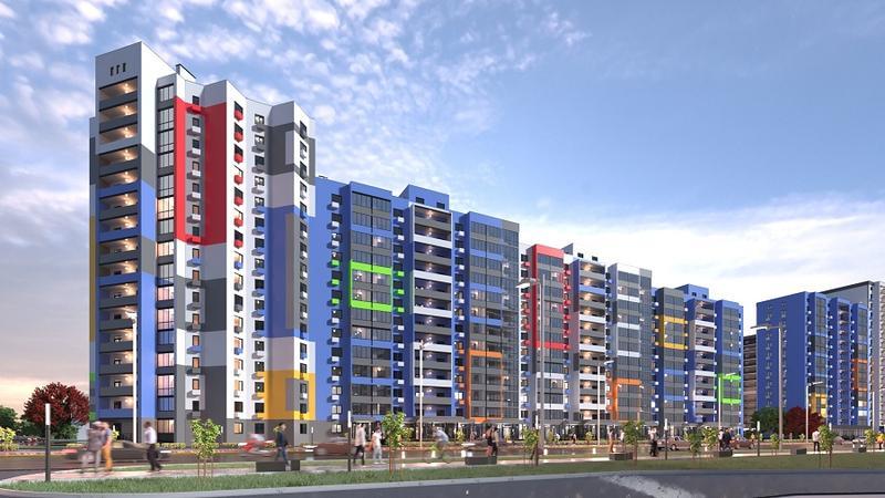 Строение 73 город Спутник