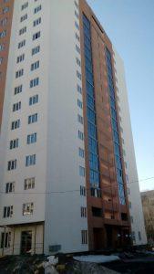 «Многоэтажный жилой дом со