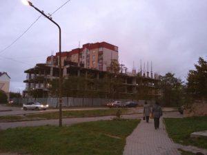 Жилой комплекс Дом на ул.
