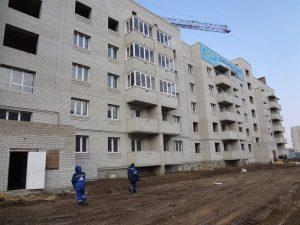 Жилой комплекс Микрорайон