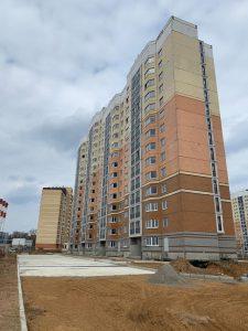 Обл Московская, город