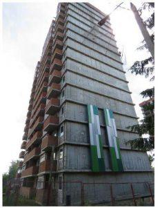 Секция Б, жилой комплекс