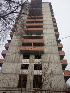 Секция А, жилой комплекс