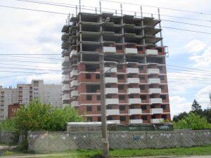 16 этажный жилой дом с