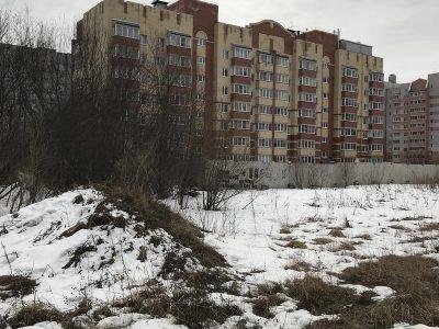 Жилой дом №53 по г/п в мкр.