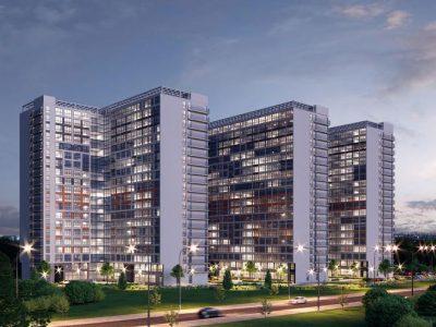 Комплекс апартаментов Start;